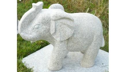 Granit Elefant Lille  100030