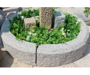 Granit Kantsten/bedafgrænsning