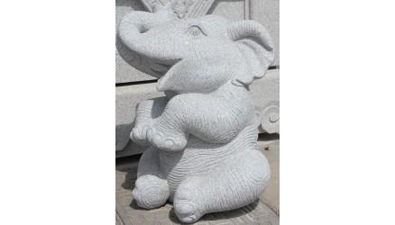 Granit Elefant Store Dumpo 100080
