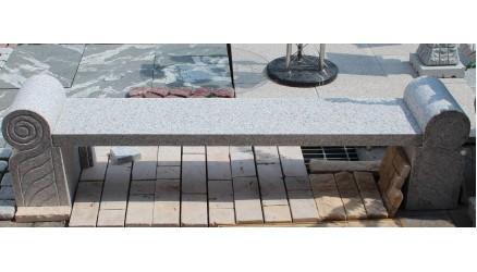 Granit Bænk Lille 070080
